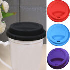 Silicone Anti-Dust Cup Lid Cover Leakproof Insulation Coffee Anti-Dust Cup Cover