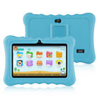 3G Tablet PC 7'' Kids Pad 8GB 16GB Android 7.1 Quad Core Dual Camera WIFI + Case
