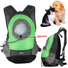 Внешний вид - Small Pet Dog Cat Puppy Carrier Travel Tote Backpack Shoulder Bag Sling Head Out