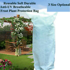 Plant Cover Shrubs Frost Blanket Flower Trees Protection Bag Fleece Winter 3Size