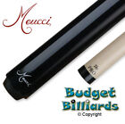 Meucci Black Pool Cue w/ The Pro shaft & Case  - In Stock $439.34 CAD on eBay