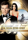 For Your Eyes Only DVD Brand NEW 2-Disc Ultimate Edition James Bond 007 Sealed $8.64 CAD on eBay