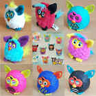 McDonalds Happy Meal Toy 2013 Furby Boom Plush + Plastic Figure Toys - Various