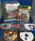 Lot of 20 Microsoft Original XBOX Video Games HALO, Fable + More!!!