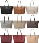 Michael Kors Medium Jet Set Travel Top Zip Tote image