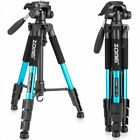 Q111 Portable Aluminum Tripod Stand Travel For Live Broadcast Photograph Youtube