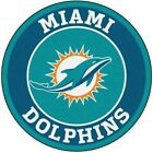 Miami Dolphins #11 NFL Team Logo Vinyl Decal Sticker Car Window Wall Cornhole on eBay