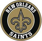 New Orleans Saints #15 NFL Team Logo Vinyl Sticker Car Window Wall Cornhole on eBay