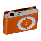 Portable USB Digital Mini Mp3 Music Player Support 32GB Micro TF Card + Headset