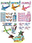 FLYING GLIDERS Childrens Birthday Party Loot Bag Toys Xmas Stocking Fillers (1C)
