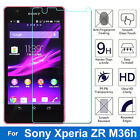 Tempered Glass Screen Protector Protective Film For Sony Xperia L1 S E4 E5 C3 C4
