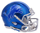 PICK YOUR TEAM/SET-HELMET SHAPED STICKER, NFL BLAZE,QUALTY LARGE VINYL DECAL 3x3