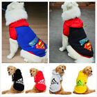 New Fashion Winter Warm Casual Adidog Hoodie Pattern Clothing For Large Dog US