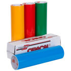 """Oracal 651 Vinyl - Pick 5 Colors/Rolls for $39.99 12"""" x 10ft Ea. Glossy Adhesive"""
