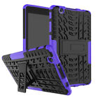 """Heavy Duty Dual Layer Shockproof Protective Case Cover For LG G PAD 3 8"""" V525"""