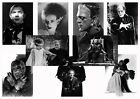 Classic Horror: Bride of Frankenstein, Dracula, Wolf Man, A5 A4 A3 Movie Posters £2.99 GBP on eBay