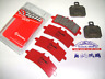 B37SA BRAKE PADS BREMBO FRONT+REAR DUCATI PANIGALE S TRICOLOR 12