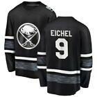 Mens Buffalo Sabres 9 Jack Eichel Black 2019 All Star Game jersey FreeShipping
