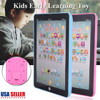 Kids Children TABLET PAD Educational Learning Toys Gift For Boys Girls Baby