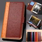 Luxury Flip Wallet Leather Case Cover New For Lg K8(2017) G5 G6 G7/q6 Q7/v40 V30