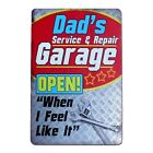 Service Rapair Garage Vintage Tin Sign Metal Sign Metal Poster Metal Decor Metal