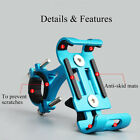 Aluminum Bicycle Phone Holder Mount MTB Bike Motorcycle Handlebar For iPhone X 8