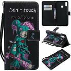 Cyclops PU Leather Wallet Case Flip Cover Stand Card Slot For All Phones