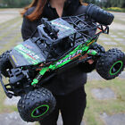 RC Car 1-12 4WD Remote Control Vehicle 2.4Ghz Electric Monster Buggy Off-Road