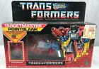 Transformers Original G1 1987 Targetmaster Pointblank Complete MIB For Sale