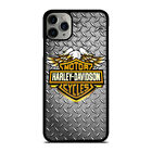 HARLEY DAVIDSON iPhone 6/6S 7 8 Plus X/XS Max XR 11 Pro Case Cover $20.97 CAD on eBay