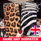 Case for Apple iPhone Xr  Animal Print Shock Proof Soft Phone Cover Silicone New