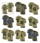 Dallas Cowboys Camo Salute To Service Jersey Men's Stitched All Players Jersey on eBay
