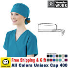 WonderWink WONDERWORK Unisex Medical Solid Scrub Cap 400