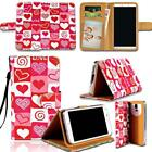 For Various OUKITEL K Series Phones - Leather Smart Stand Wallet Cover Case
