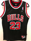 Men's / Youth #23 Michael Jordan Chicago Bulls Black Throwback Swingman Jersey