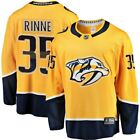 Fanatics Branded Pekka Rinne Nashville Predators Gold Breakaway Player Jersey
