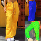1x Lady Long Pants Waist Spring Casual Trousers Fashion Straight Pant Sweatpants