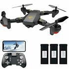 Teeggi FPV RC Drone with Camera Live Video, VISUO XS809HW WiFi Quadcopter with 7