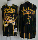 NEW Toronto Raptors #1 Tracy McGrady Swingman Basketball Jersey Size: S - XXL on eBay