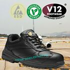V12 Boost Safety Boots Trainer Shoe Composite Metal Free Vegan Friendly V1910