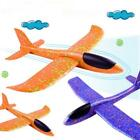 Hand Throw Airplane Kids Toys Flying Glider Planes Outdoor Launch Game Toy 35CM