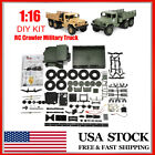 WPL B16 1:16 2.4G 6WD Truck Off Road RC Crawler Car Buggy DIY Kit Assemble Toy