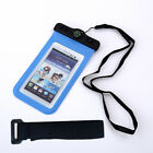 Under Water Proof Pouch Bag Dry Armband Case Cover For iPhone X XS 5 6 7 8 Plus