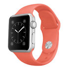 Apple Watch Series 4 40mm 44mm Replacement Band Silicone Strap For Women Men New
