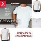 Kyпить KIRKLAND Men's Crew Neck Tee T-Shirts Undershirts White Sizes Small to 3XL на еВаy.соm