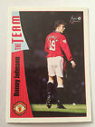 Futera Fans Selection Football Card Manchester United 1997