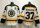 Boston Bruins 37 52 63 88 73 90 Mens Hockey Stitched Home Away Jersey