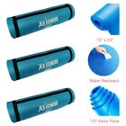 Extra Thick Non-Slip Pilates & Yoga Mat w/ Strap For Home Gym & Outdoor by AFIT image