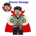 1pcs Action Figure Toy Avengers Captain Marvel Ant Man Building Blocks Toys