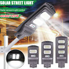 40W/80W/120W Solar Street Light PIR Motion Sensor LED Outdoor Garden Wall Lamp